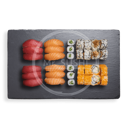 Foto Sushi Mix Box (Box B), 34 st.